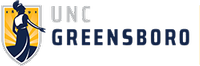 The University North Carolina at Greensboro Logo